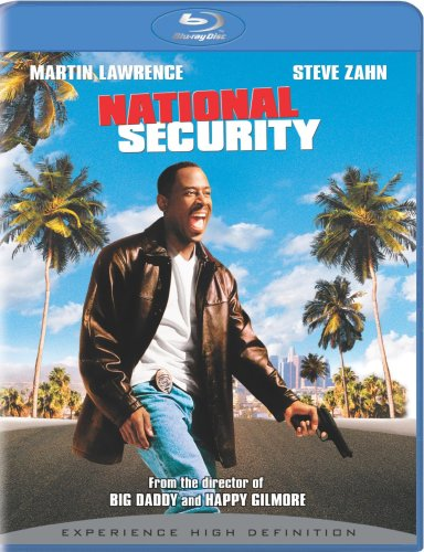 Cover art for  National Security [Blu-ray]