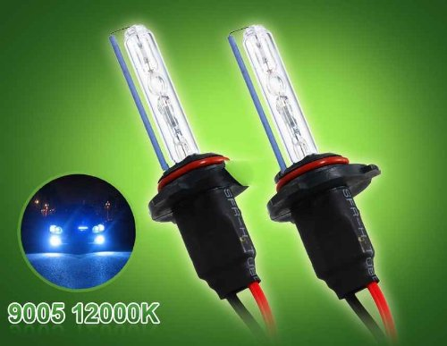 35W 9005 Blue Light Xenon Hid Car Headlights 2Pc Set