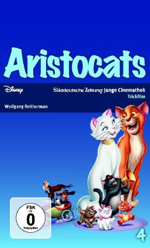 Hot Aristocats, 1 DVD