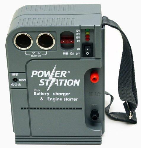 Cheap POWERSTATION BATTERY CHARGER & ENGINE STARTER - Texas