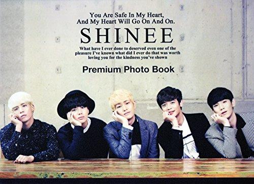 SHINee シャイニー 【 写真集 Premium Photo Book 大型写真集 】 + ブロマイドAmazonでチェック!