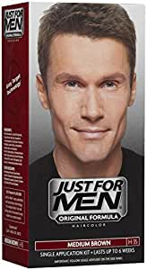 Just For Men Shampoo-In Hair Color, Medium Brown