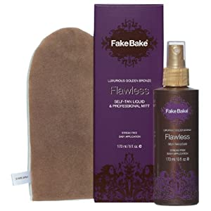 Fake Bake Flawless, Economy-Pkg Total of 18 Ounces by Fake Bake