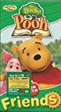 The Book of Pooh - Fun With Friends [VHS]