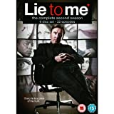 Lie to Me - Series 2 - Complete