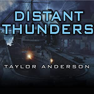 Distant Thunders Audiobook