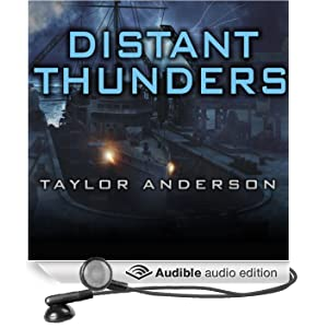 Distant Thunders: Destroyermen, Book 4 (Unabridged)