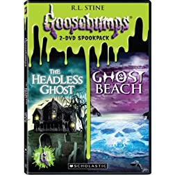 Goosebumps: Headless Ghost / Ghost Beach