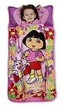 Dora The Explorer Nap Mat, Pink Baby, NewBorn, Children, Kid, Infant
