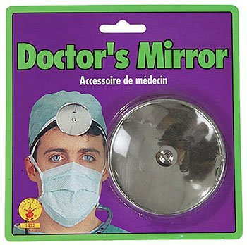 Rubie's Costume Co Doctor's Mirror Costume