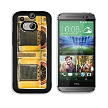 buy Msd Htc One M8 Aluminum Plate Bumper Snap Case Vintage Windows On Old Brick Wall Image 21015235