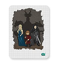 PosterGuy Mouse Pad- Being Indian Targaryen Family | Designed By :- Being Indian