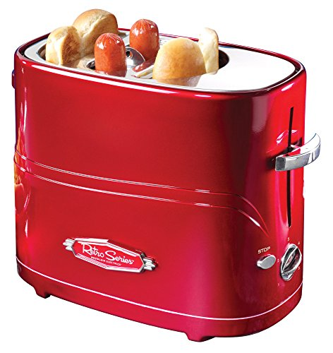 Retro Series Pop-Up Hot Dog Toaster (Grill Bun Toaster compare prices)