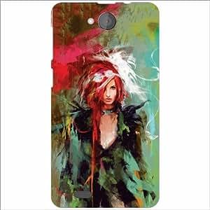 XOLO Prime Back Cover - Silicon Art Desiner Cases
