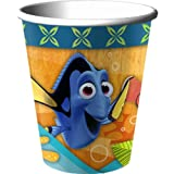 Disney Nemo's Coral Reef 9 oz. Paper Cups (8 count) Party Accessory