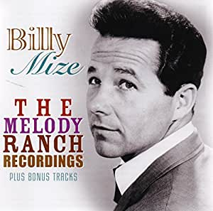 Billy Mize - You're Alright With Me / I Forgot More Than You'll Ever Know
