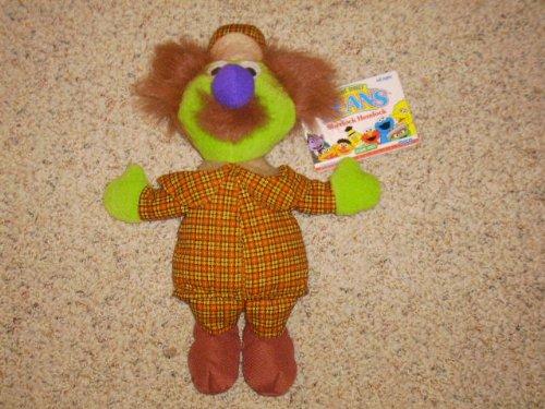 Sesame Street Sherlock Hemlock Bean Bag