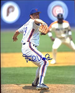 Frank Viola Autographed  Original Signed 8x10 Glossy Photo Showing Him with the New... by Original Sports Autographs