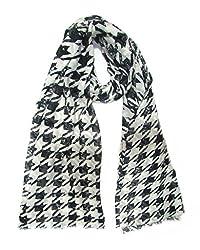 Lotsa Fashion Women's Viscose Scarf (LF55200VC1164_Multi-Colored_Freezise)