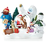 Hallmark Christmas XKT1445 Rudolph the Red-Nosed Reindeer® Collectible Snow Globe