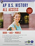 img - for AP   U.S. History All Access Book + Online + Mobile (Advanced Placement (AP) All Access) by Feldmeth, Gregory, Custred, Christine (January 5, 2015) Paperback Second Edition, Revised book / textbook / text book
