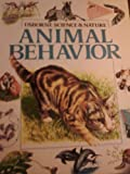 img - for Animal Behavior Usborne Science and Nature book / textbook / text book