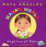 Mayas World: Angelina of Italy (Pictureback(R))