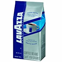 Lavazza Gran Filtro - Whole Bean Coffee, 2.2-Pound Bag