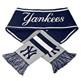 New York Yankees Official MLB Adult One Size Scarf by Forever Collectibles at Amazon.com
