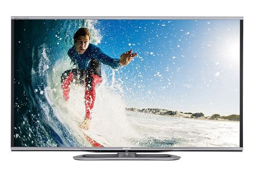 SHARP AQUOS LC-80LE857U QUATTRON 3D TV 240HZ AM960 WITH GLASSES at Sears.com