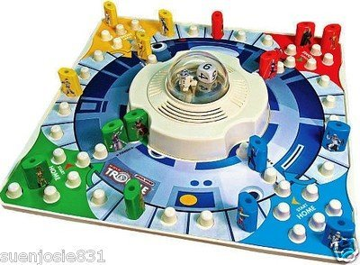 R2-D2 Star Wars Trouble Board Game Pop-O-Matic