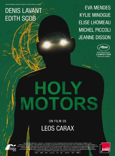 Holy Motors Poster ( 27 x 40 - 69cm x 102cm ) (French Style A) (2012) (Motor Poster compare prices)