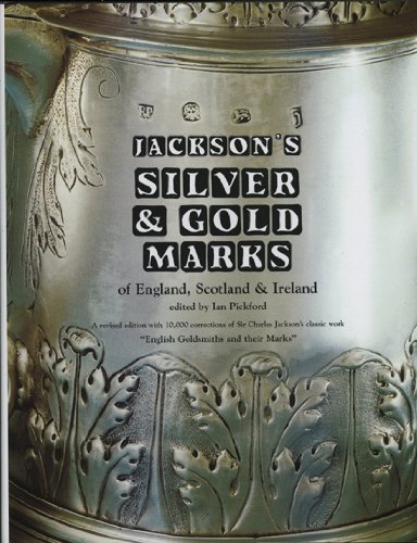 Jackson's Silver and Gold Marks of England, Scotland & Ireland