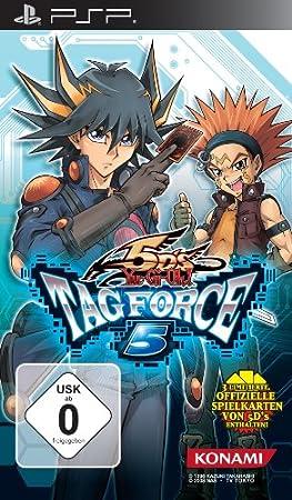Yu-Gi-Oh! - 5D's GX Tag Force 5 [Importación alemana]