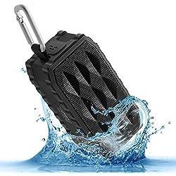 MARSEE ZeroX Waterproof Shockproof Bluetooth Speakers with 8 Watt Drivers