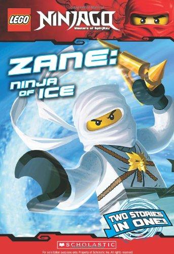Image for LEGO Ninjago Chapter Book: Zane, Ninja of Ice