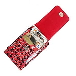 DooDa PU Leather Pouch Case Cover With Magnetic Closure For LG G3