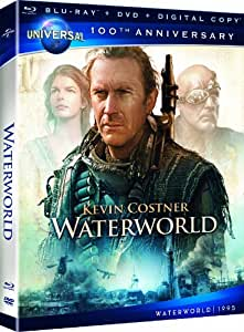Waterworld    [Blu-ray + DVD + Digital Copy] (Bilingual)