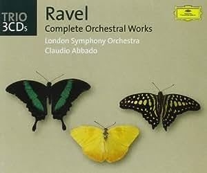 Ravel : Intégrale de l'oeuvre pour orchestre