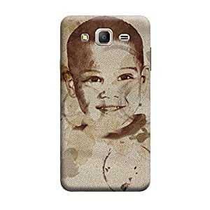 Ebby Premium Printed Back Case Cover With Full protection For Samsung Galaxy On7 (Designer Case)