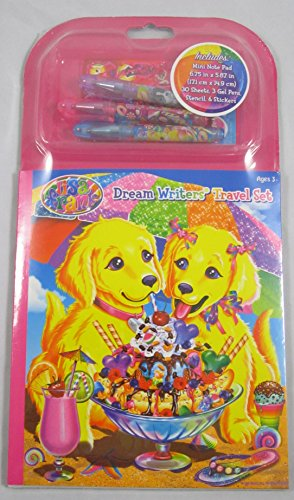 Lisa Frank Puppies Dream Writer's Travel Kit - 1