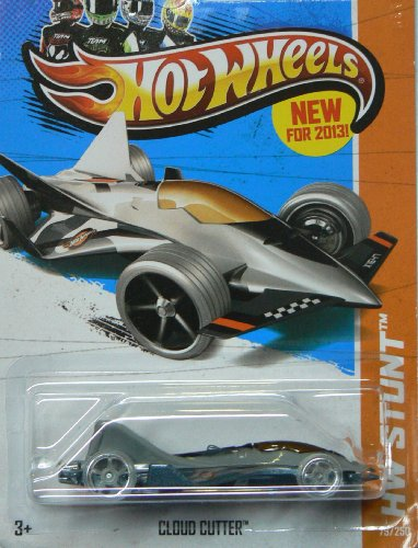 Hot Wheels 2013 Hw Stunt Cloud Cutter 79/250