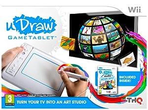 uDraw Tablet including Instant Artist (Wii)