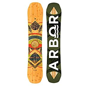 Amazon.com : Arbor Coda Snowboard Blem 2015 - 158 : Sports & Outdoors