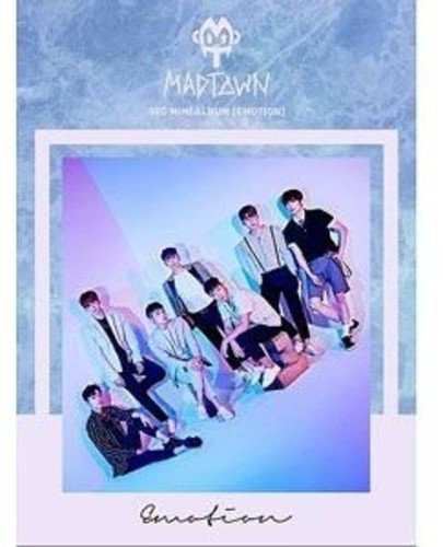 CD : Madtown - Emotion (Asia - Import)