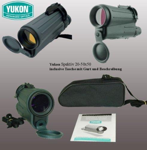 Sport Yukon Scout 20 50x50 Wa Spektiv Jagen Weitere Sportarten