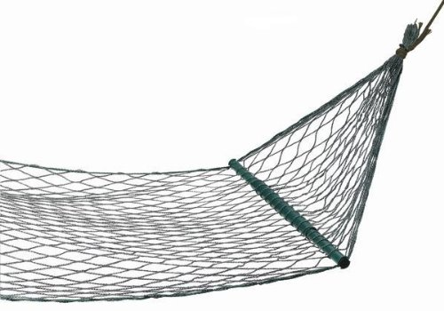 Olive Drab Mini Super Hammock With Spreader Bar