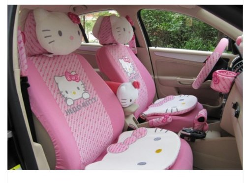 Girly Car Seat Covers And Mats