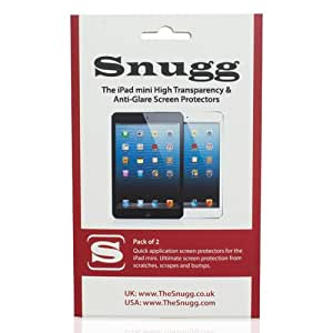 Snugg iPad Mini High Transparency Screen Protectors