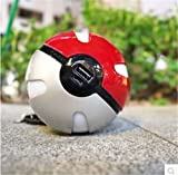 Pokemon Go Ball 100000mAh Portable Charger USB Battery Power Bank For iPhone